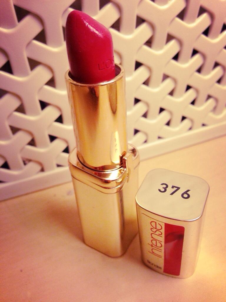 Loreal color caresse by color rich lipstick - L Oreal Color Riche Lipstick Intense Blondes 376