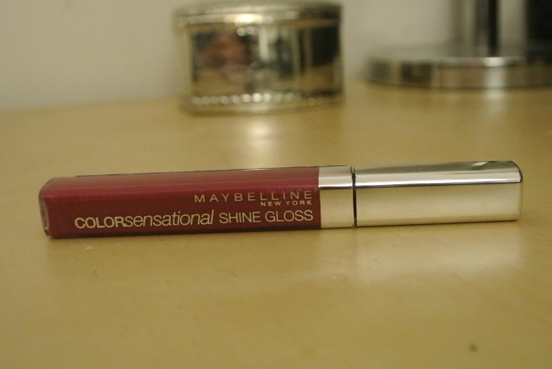 Maybelline Colorsentation Stella Berry